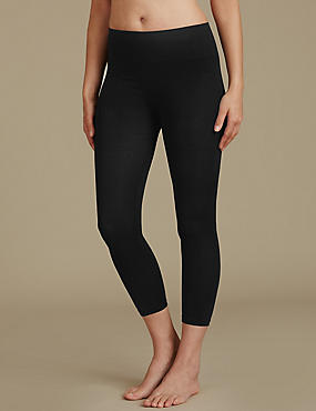 Modal Rich Cropped Leggings