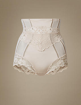 Medium Control Lace Waist Cincher