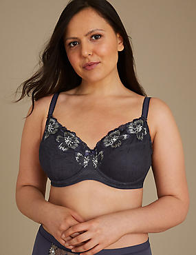Post Surgery Non-Padded Full Cup Bra A-DD