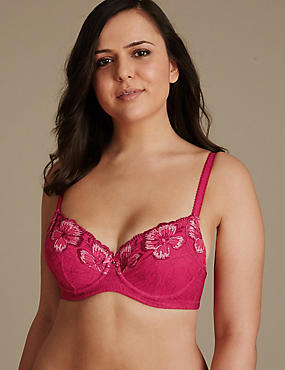 Non Padded Full Cup Post Surgery Bra