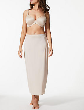 Maxi Waist Slip with Cool Comfort™ Technology, ALMOND, catlanding