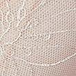 Embroidered Non-Padded Balcony Bra B-E, ALMOND, swatch