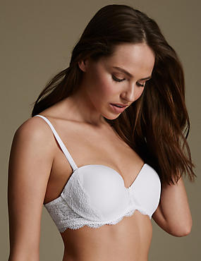 White Strapless Bras | M&S