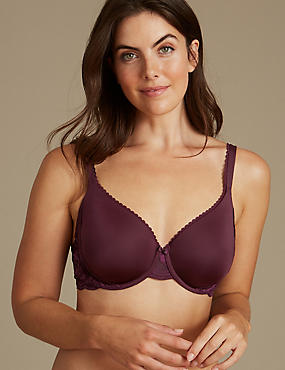 Perfect Fit Full Cup T-Shirt Bra A-E