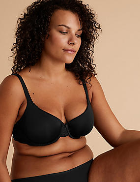 Perfect Fit Full Cup T-Shirt Bra A-E, , catlanding