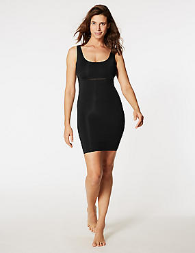 Light Control Sheer Slip with Secret Slimming™