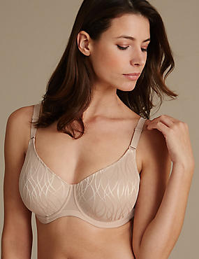 Smoothlines™ Minimiser Full Cup Bra C-G