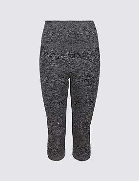 Gym Slim Santoni Seamfree Cropped Leggings