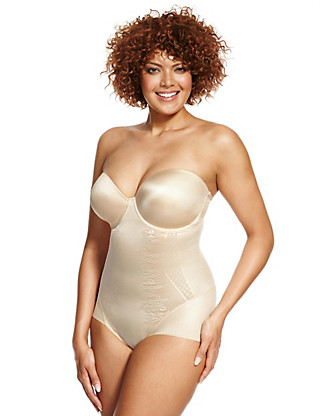 Firm Control Magicwear™ Strapless DD-G Body Clothing