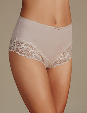 2 Pack Secret Slimming™ Brazilian Knickers
