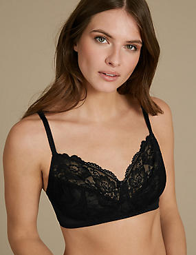 Isabella Lace Set with Full Cup A-DD