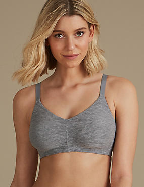 Flexifit Non-Padded Full Cup Bra A-F