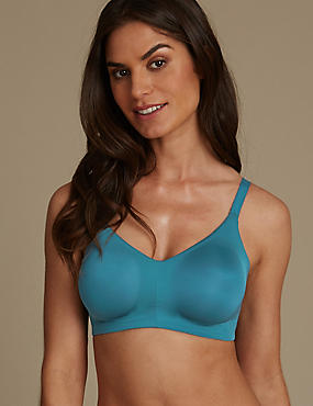 Flexi-Fit Non-Padded Full Cup Bra A-F