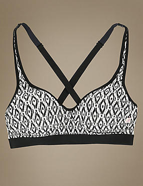 Angel Sport Non-Wired Full Cup Bra