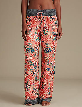 Origins Floral Pyjama Bottoms