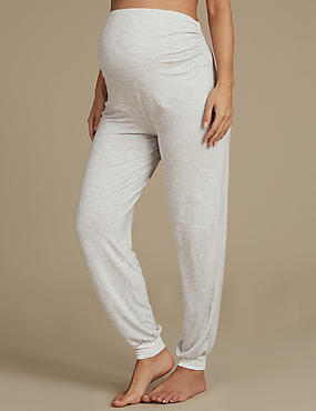 Maternity Cuffed Hem Pyjama Bottoms