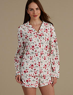 Printed Long Sleeve Pyjamas