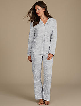 Modal Blend Printed Pyjamas with Cool Comfort™ Technology