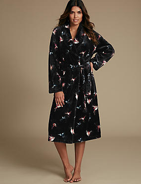 Shimmersoft™ Printed Dressing Gown