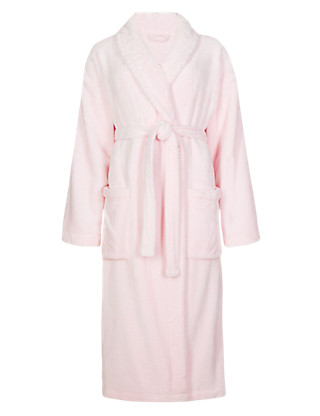 Shimmer Soft™ Dressing Gown Clothing