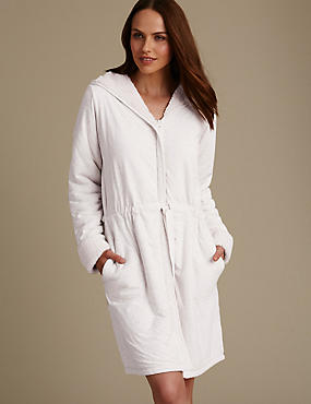 Jersey Cosy Dressing Gown