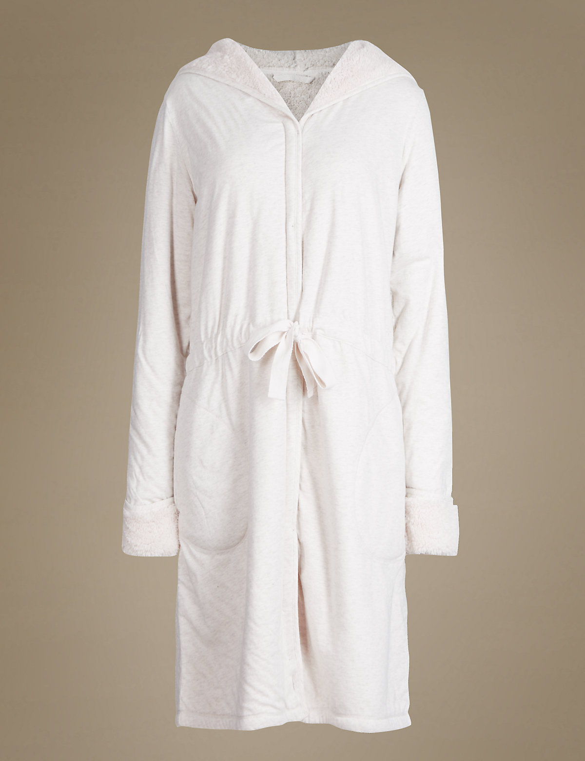 Jersey Cosy Dressing Gown | M&S Collection | M&S