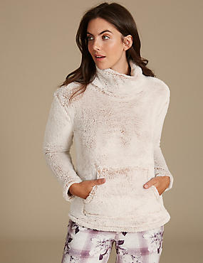 Long Sleeve Cosy Pyjama Top