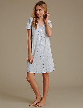 Daisy Floral Nightdress