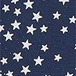 Star Print Glitter Nightdress, NAVY MIX, swatch