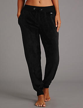 Fleece Cuffed Pyjama Bottoms