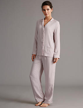 Pure Modal Long Sleeve Pyjamas