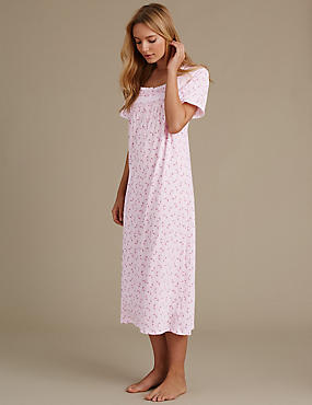 Ditsy Floral Night Dress
