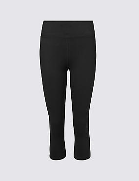 Performance Cropped Leggings