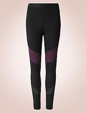 Active Panelled Leggings