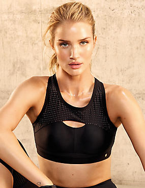 Padded, High Impact Sports Bras | Shock Absorber Bras | M&S