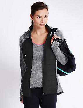 Padded Running Jacket