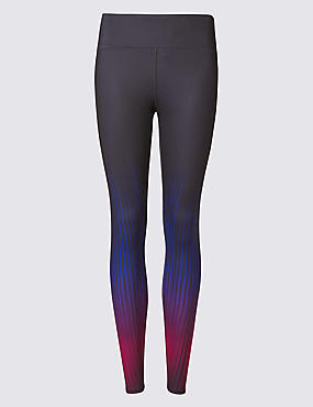 Performance Ombre Print Leggings