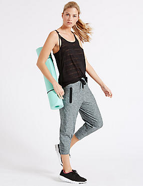 Supersoft Cropped Joggers
