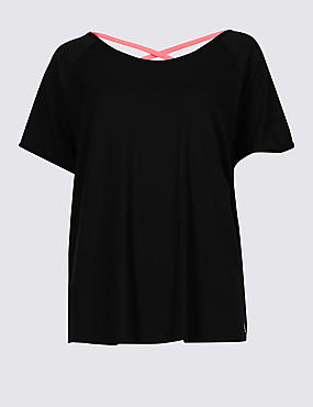 Modal Blend Short Sleeve T-Shirt