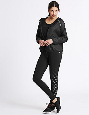 Reflective Dot Leggings