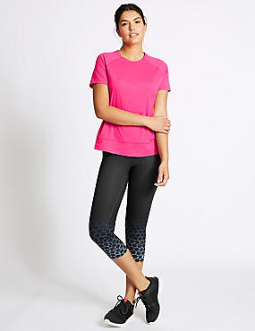 Printed Quick Dry Leggings