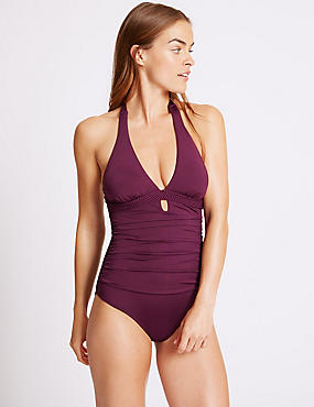 Secret Slimming™ Plunge Swimsuit