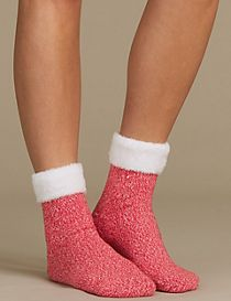 Ankle High Bed Socks