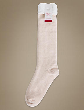 Supersoft Knee High Socks