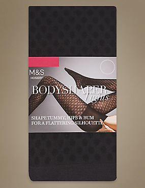 Secret Slimming™ Opaque Body Shaper Tights