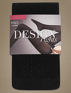 Secret Slimming™ Opaque Tights