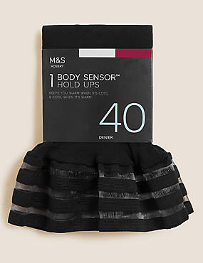 40 Denier Body Sensor™ Hold-ups