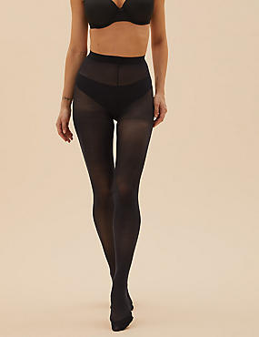 3 Pair Pack 30 Denier Body Sensor™ Opaque Tights