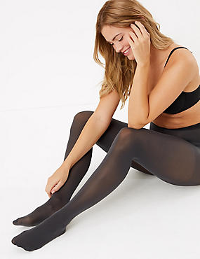 3 Pair Pack 40 Denier Body Sensor™ Opaque Tights