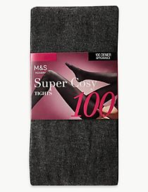 100 Denier Supersoft Tights